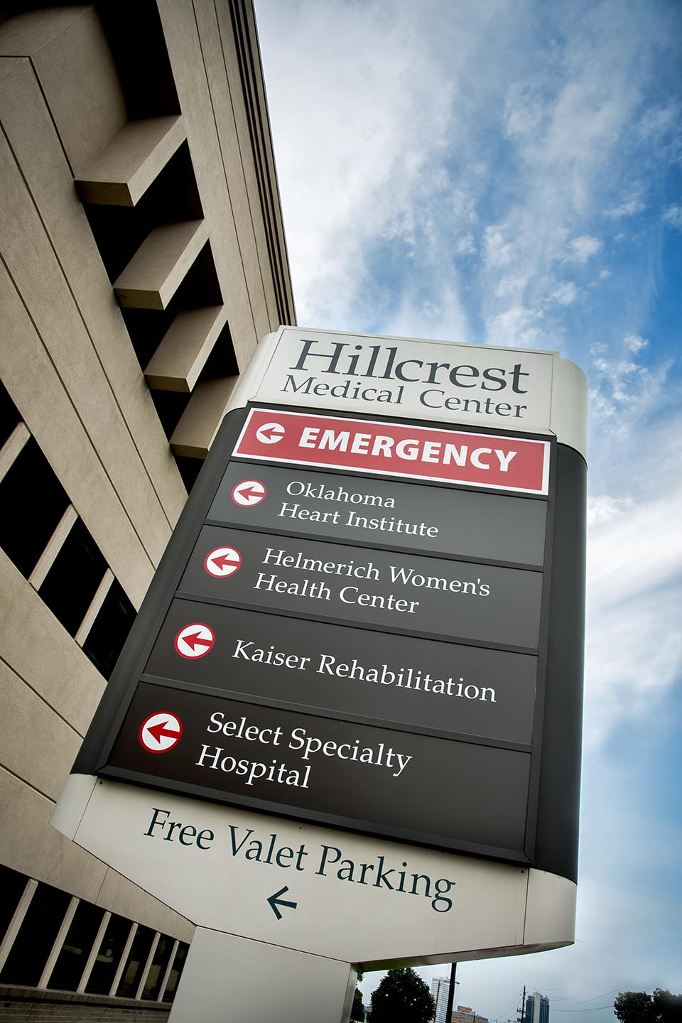 Hillcrest Medical Center | Ardent Health Services