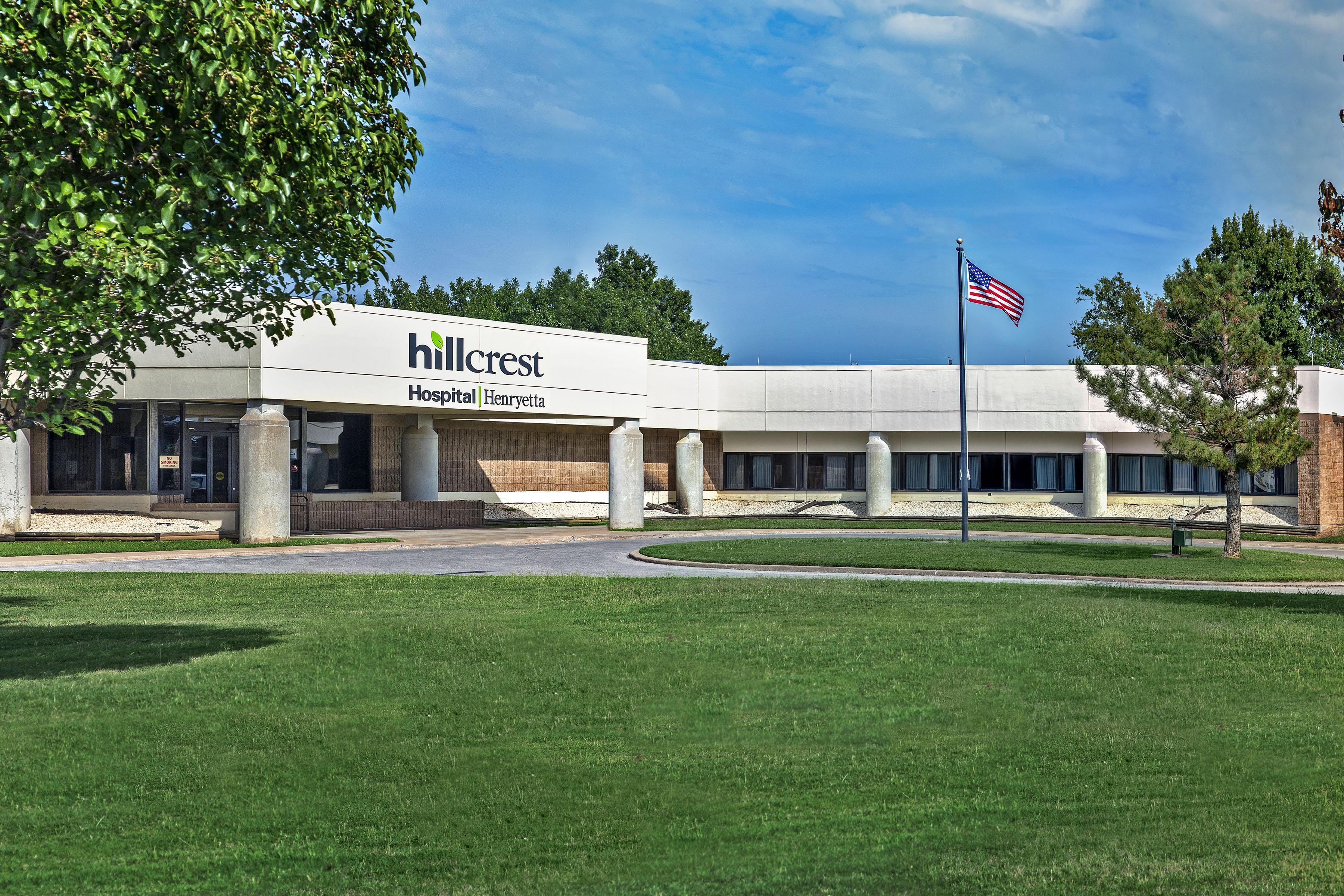 Hillcrest Hospital Henryetta Ardent Health Services