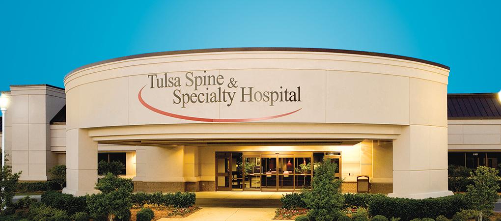 Tulsa Spine Amp Specialty Hospital Ardent Health Services
