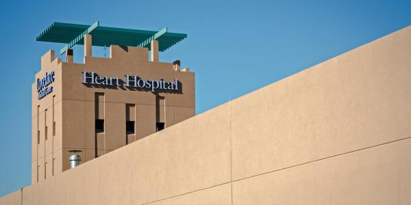 Heart Hospital of New Mexico at Lovelace Medical Center 1