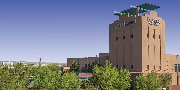 Heart Hospital of New Mexico at Lovelace Medical Center 2