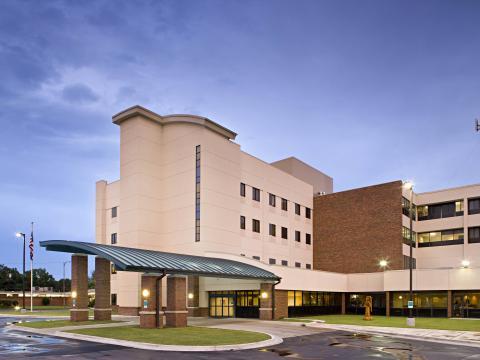 Hillcrest Hospital Cushing