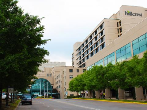 Hillcrest Medical Center Tulsa