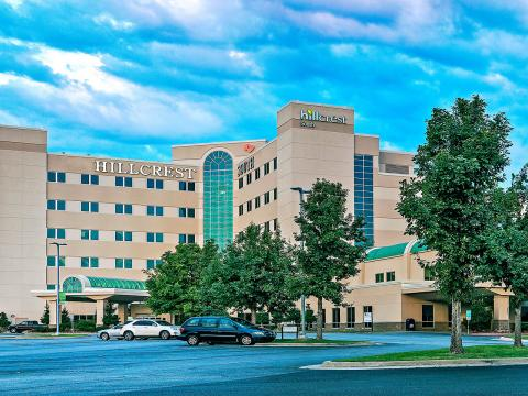 Hillcrest Hospital South Tulsa