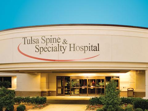 Tulsa Spine & Specialty Hospital