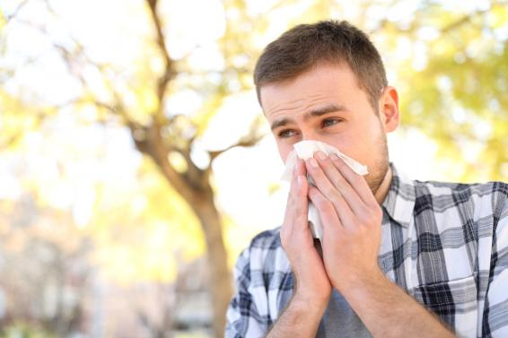 Is it COVID-19 or allergies?