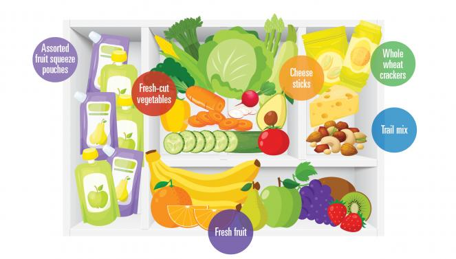 Building a Healthy Snack Drawer Your Kids Won't Want to Ignore