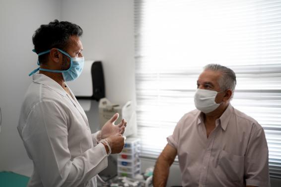 Seven Health Symptoms Men Shouldn't Overlook